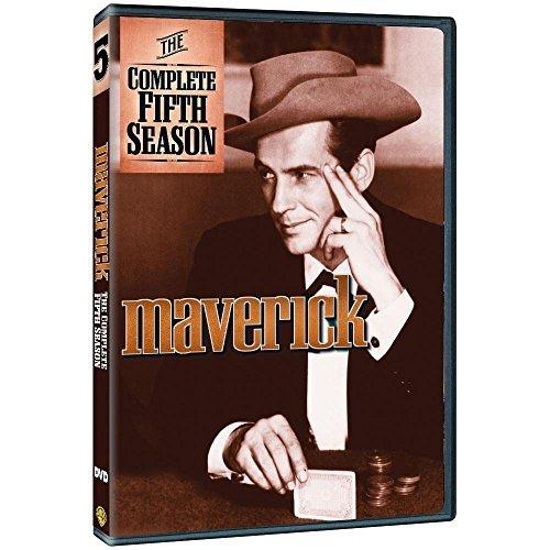 MAVERICK TV series 5 (complete season five). region 2