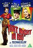 That Night in Rio [DVD] [1941]