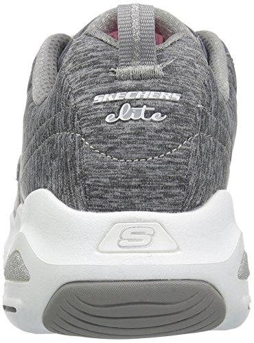 Skechers Damen D'Lite Ultra-Meditative Ausbilder Grau (Grey)