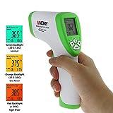 Corpo termometro a infrarossi senza contatto IR temperatura Gun dispositivo di misurazione Green