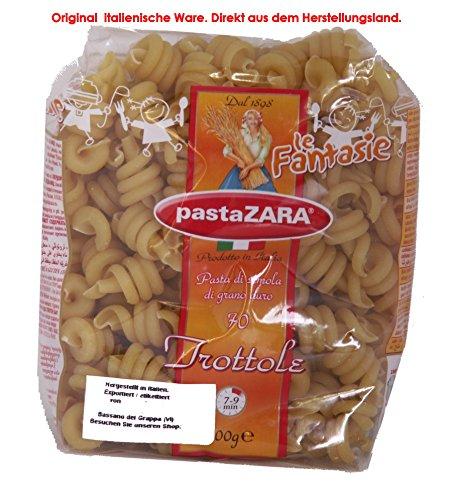 pasta-zara-le-fantasie-trottole-10-x-500g-5000g-teigwaren-aus-hartweizengriess
