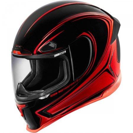 Icon–Integral Helmet Halo Red 59/60) -0101-8741