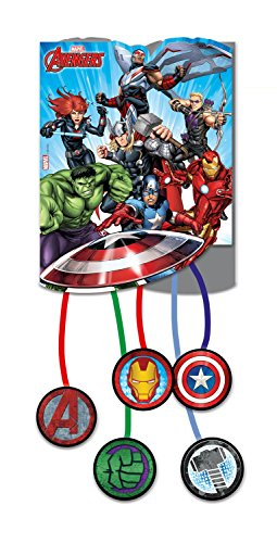 Procos 87977 Marvel The Pinata Mighty Avengers