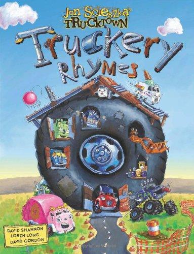 Truckery Rhymes (Jon Scieszka's Trucktown) por Jon Scieszka