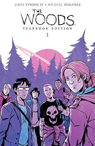The Woods Yearbook Edition: Book One