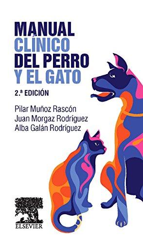 Portada del libro Manual Clínico Del Perro Y El Gato - 2ª Edición