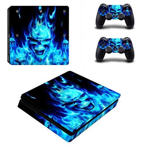 Style; Devoted Skin For Ps4 Pro Smooth Fades Hot Pink Blue Playstation 4 Console Fashionable In