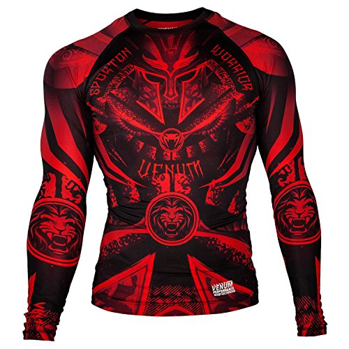 51Q%2BaXPfUQL. SS500  - Venum Men's Gladiator 3.0 Long Sleeves Rashguard