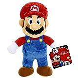 Nintendo JAKKNINPLUSHMARIO - Super Mario Plüsch, 15 cm