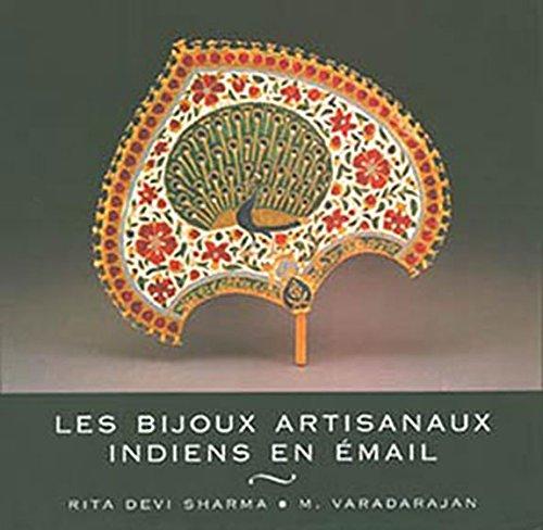 Bijoux artisanaux indiens en émail par Muthuswamy Varadarajan, Rita Devi Sharma