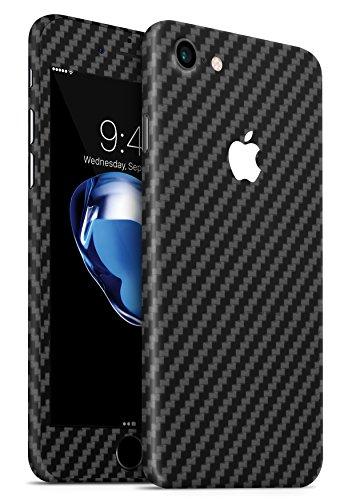 GNG Carbone Nero Cover iPhone Cover per iPhone 6+ Carbone Nero