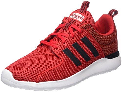 ftwr Cloudfoam White Scarlet Rot Lite core Black Gymnastikschuhe adidas Racer Herren fqPAnA