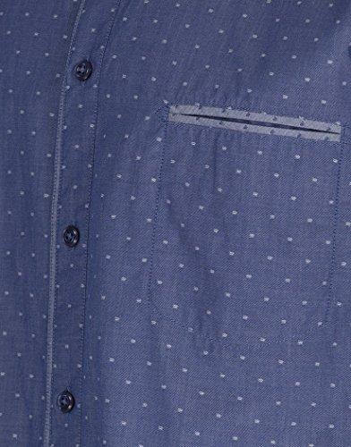 Williams Outright -  Camicia Casual  - Uomo Navy