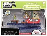 Jakks Pacific–0–Nintendo–Micro Spielzeug-Set Deluxe Pack Serie 2Zelda–Modell zufällige