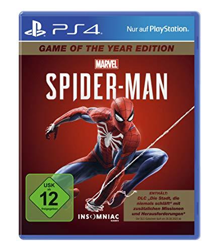 Marvel´s Spider-Man GOTY