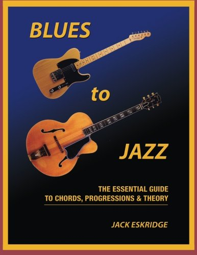 Blues to jazz guitare