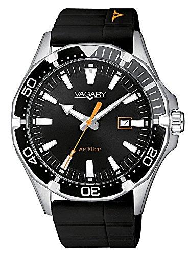 Orologio uomo Vagary by Citizen Acqua39 Black ref. IB8-411-50