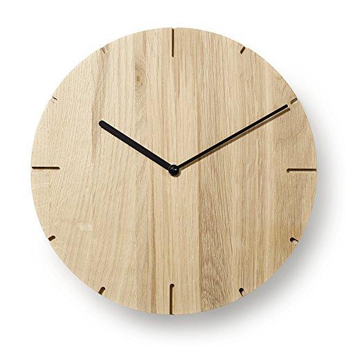 Reloj Pared Madera Maciza Roble sin Tratar, Mecanismo
