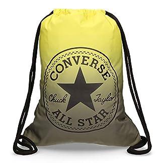 51Q%2Bhv0I7tL. SS324  - Converse Flash Gymsack Mochila con Cordones, Unisex Adulto, Yellow, 14l