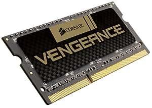 Corsair CMSX8GX3M1A1600C10 Vengeance 8GB Laptop Memory Upgrade Kit (Black)