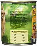 Friskies - Alimento para Perro - Húmedo Trozos En Salsa Con Buey, Pollo Y Verduras Añadidas 800 g