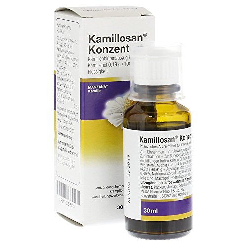 Kamillosan Konzentrat, 30 ml