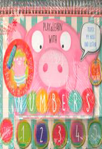 Baby Book: Play & Learn with Numbers
