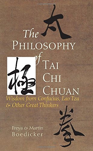 Philosophy Of Tai Chi Chuan