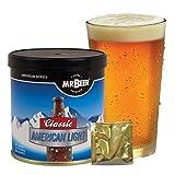 Mr. Bier Classic American Licht hobbybrauen Craft Bier Nachfüll-Set von Mr. Beer