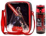 Star Wars Darth Vader'The Dark Side Sac à Déjeuner/Boîte et Tritan Bouteille d'hydratation (500ml)