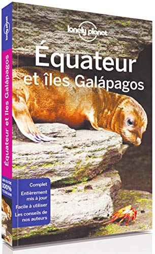 Equateur et Galapagos - 5ed par  LONELY PLANET