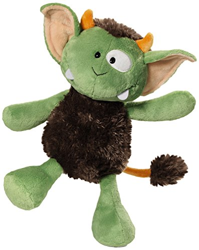 NICI-Monstruo-Jipii-de-peluche-80-cm-color-verde-y-marrn-37640