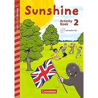 Sunshine - Early Start Edition - Neubearbeitung: 2. Schuljahr - Activity Book mit Audio-CD, Minibildkarten und Faltbox