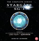 Stargate SG-1 - Complete Season 1-10 plus The Ark of Truth/ Continuum  [DVD]