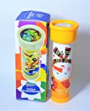 sunnytoyz Snowman Puzzle Kaleidoscope for 5 Year Old Boys and Girls