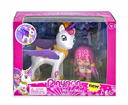 Pinypon Estrella y Unicornio Volador (Famosa 700014082)