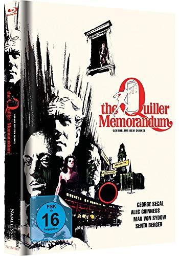 Das Quiller Memorandum - Mediabook (weiß/schwarz) LTD [Blu-ray]