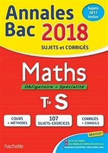 """Afficher """"Maths Tle S"""""""