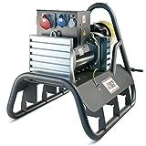 'SDMO avec Générateur zapfwe llen Entraînement IP 44'seulement pour Champ d'Exploitation type AWB 4–40x 1500U/min