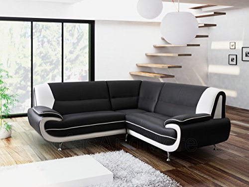 Groovy Future Fashion Offer Kara Olaf Faux Leather Corner Sofa Gmtry Best Dining Table And Chair Ideas Images Gmtryco
