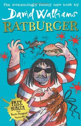 Ratburger by Walliams, David (2012) Hardcover