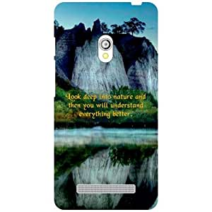 Printland Dream Land Phone Cover For Asus Zenfone 5 A501CG