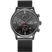 Reloj - Megir - Para  - MG-M2011GG