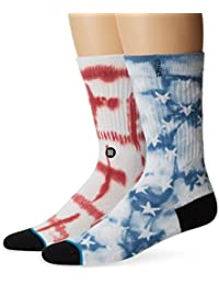 Stance Patriot 2 Socks Navy