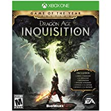 Electronic Arts Dragon Age: Inquisition Game of the Year Edition, XOne - video games (XOne, Xbox One, RPG (Role-Playing Game), BioWare, M (Mature), Deluxe, Electronic Arts) by Electronic Arts