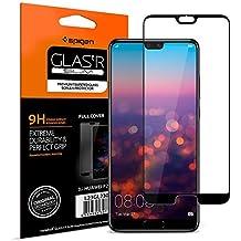 spigen Protector de Pantalla para Huawei P20 Pro, [Caso amistoso],3D Cobertura