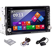 RDS Windows 8 2015 Nuova Radio modello da 6.2 pollici 2 din schermo LCD touch CD in DVD dell'automobile del precipitare accessori Player con Dvd cd mp3 mp4 Monitor usb sd AMFM rds radio TV LCD audio stereo bluetooth e navigazione GPS Free Monitor Ufficiale Kudo GPS Mappa Subwoofer Deck vw 2DIN