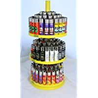 Clipper Lighter Collecters Display Stand Carousel