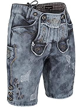 Herren Krüger Buam Herren Jeans