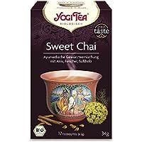 Yogi Tè Bio Yogi Tea Sweet Chai Bio (1x 17BTL)
